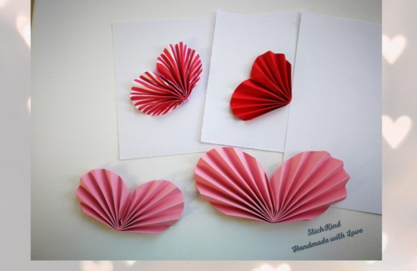 Schnelles Herz zum Valentinstag