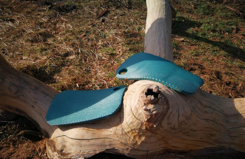 It's time for Upcycling -von der  Yogamatte zum outdoor Sitzkissen